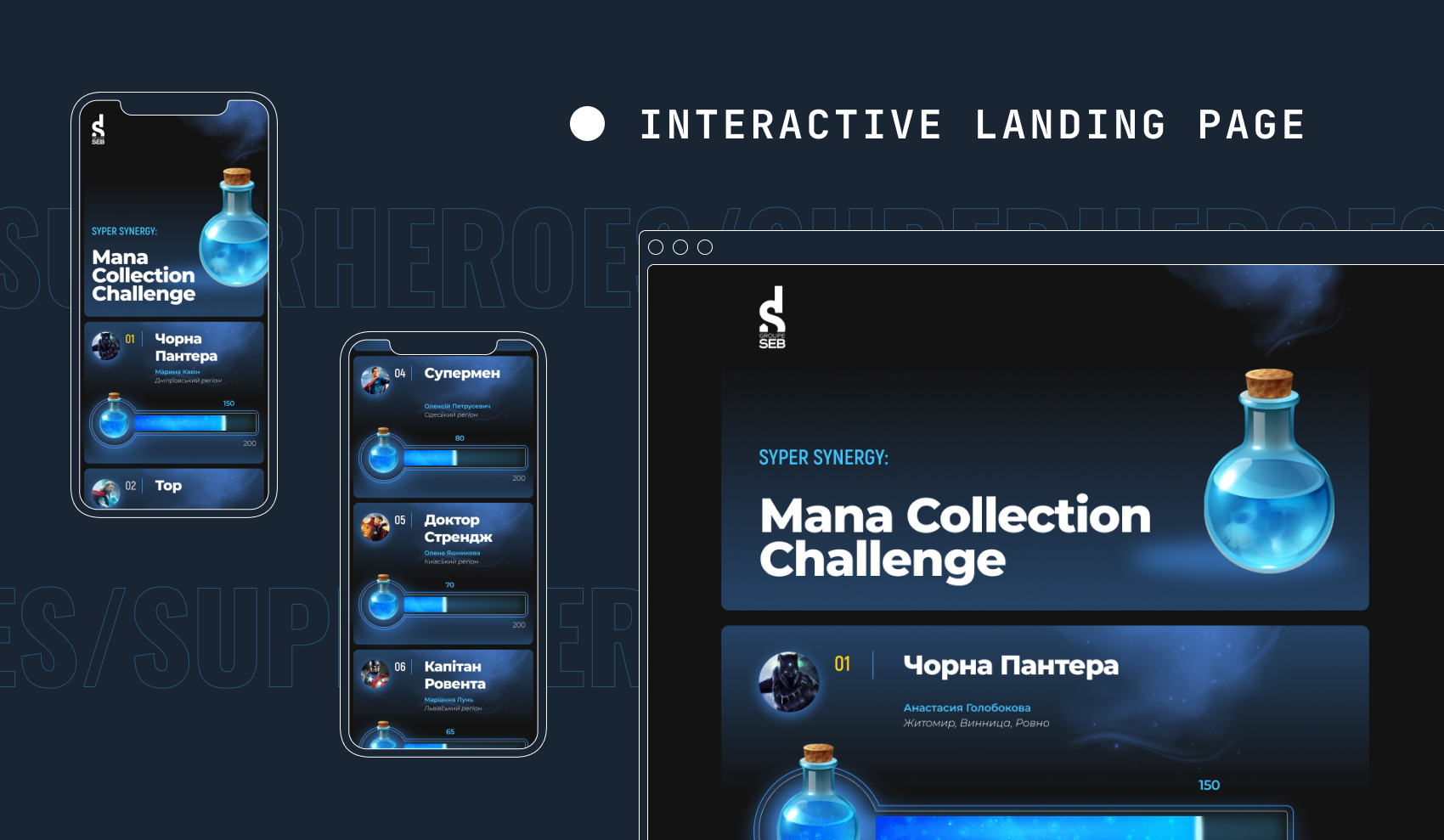 Mana Collection Challenge